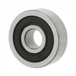 604 2RS Ball Bearing 4x12x4 mm Pack of 10