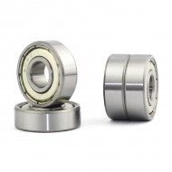 608ZZ Double Shield Radial Ball Bearing Pack of 10