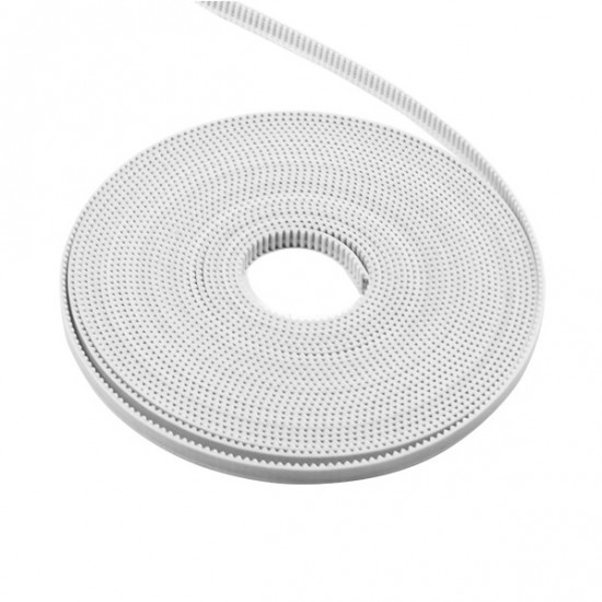 6mm Width 2GT PU Open Timing Belt 5 Meters